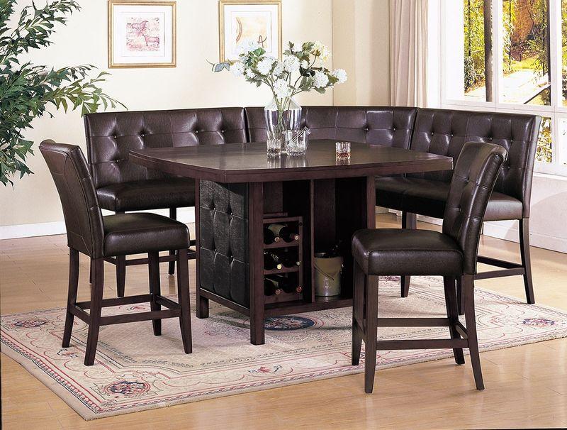 Dallas Designer Furniture Alyssa Formal Dining Room Set : AcmeBravoCounterDining07250 from dallasdesignerfurniture.com size 800 x 606 jpeg 109kB