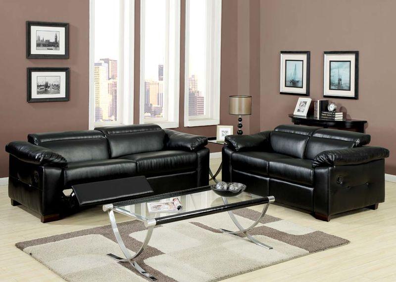 Darcel Reclining Living Room Set