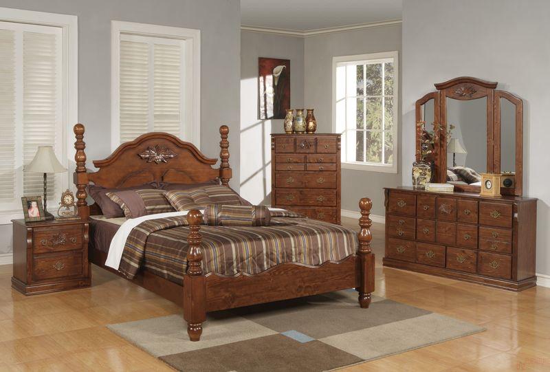 Ponderosa Bedroom Set