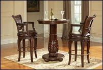 Antoinette Pub Table Set