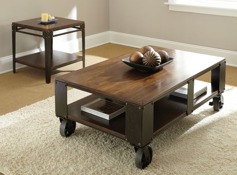 Barrett Coffee Table Set
