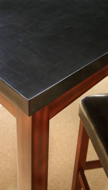 #MG5454PT Bello Pub Table Set With Granite Top