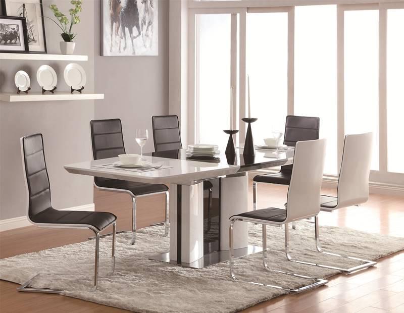 Dallas Designer Furniture Georgetown Formal Dining Room Set