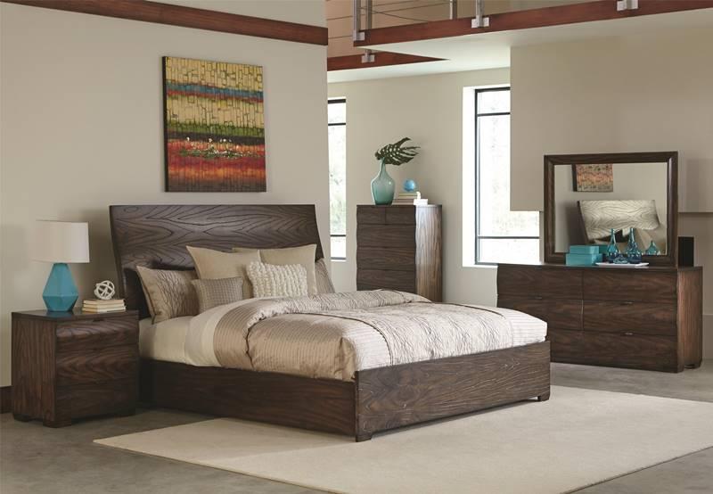 Calabasas Rustic Bedroom Set