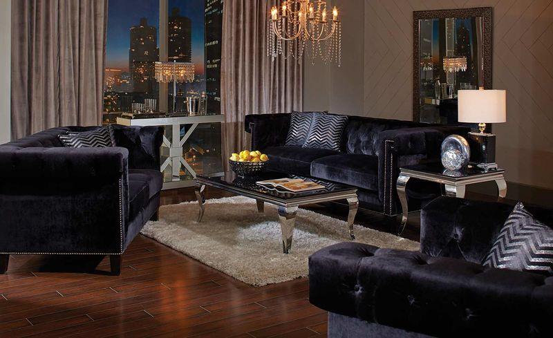 Reventlow Formal Living Room Set