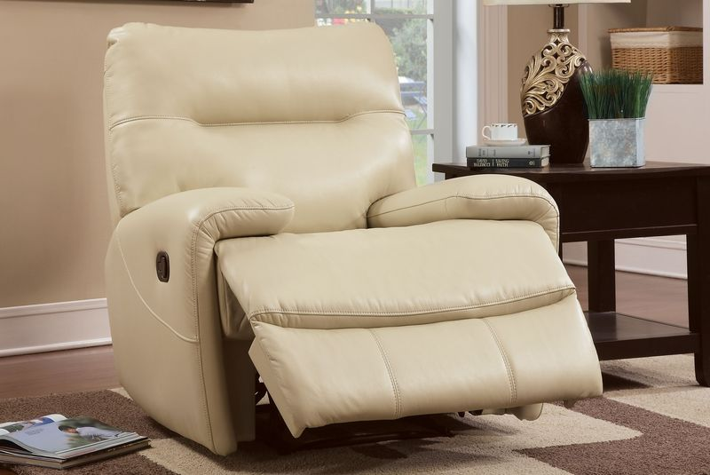reclining living room set in ivory binford reclining living room