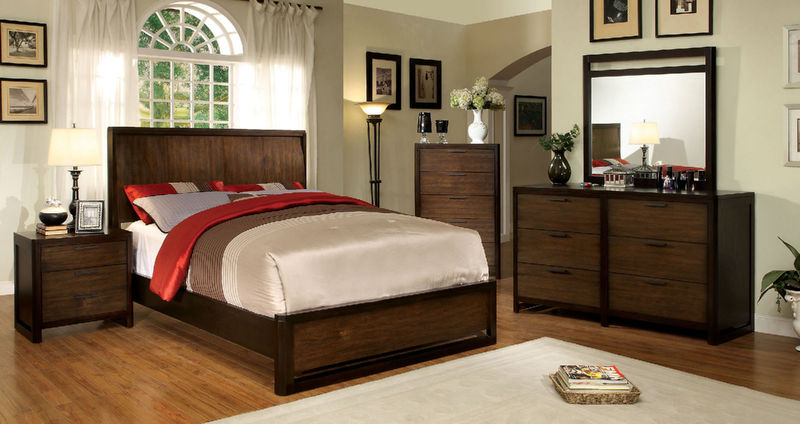 Corsica Bedroom Set