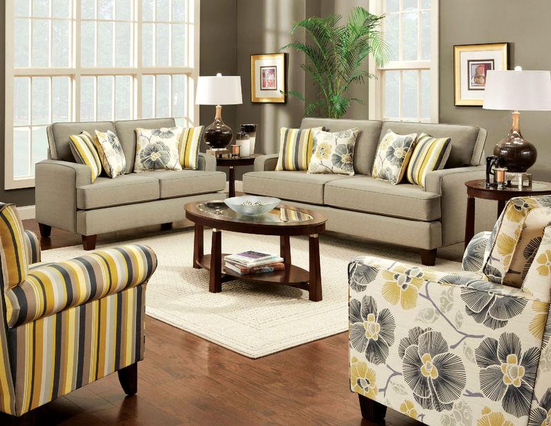 Fitzgerald Living Room Set