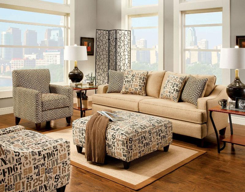Gillespie Living Room Set