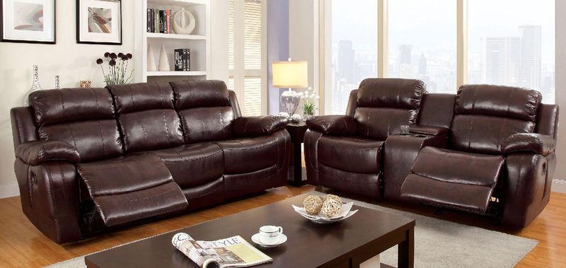 Hughes Reclining Living Room Set
