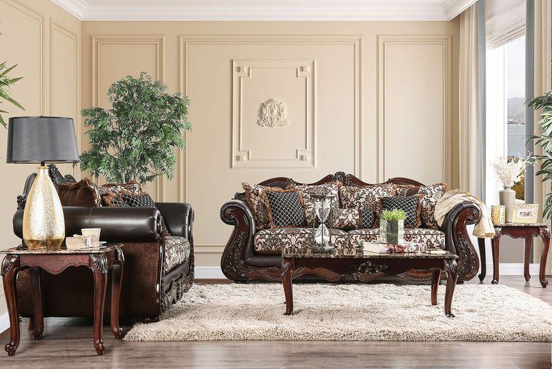 Jamael Formal Living Room Set
