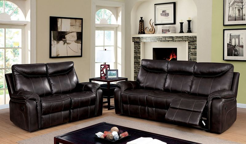 892 The Paradigm Living Room Set Grey: Vendome Formal Living Room Set