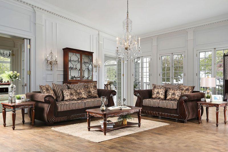 Thales Formal Living Room Set
