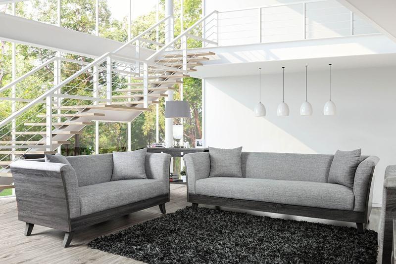 Dallas designer furniture henry leather sectional - Hilton furniture living room sets ...