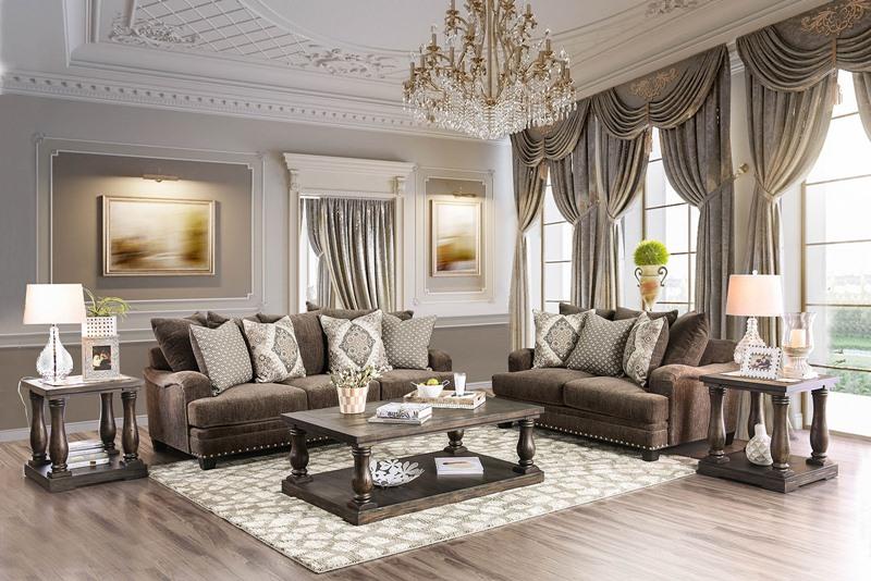 Pauline Living Room Set