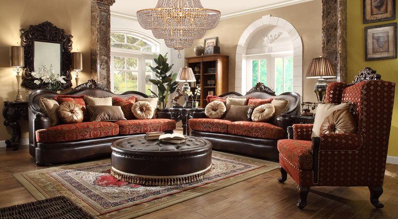 Hampton Formal Living Room Set