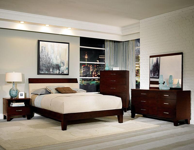 Belgrade I Storage Bedroom Set