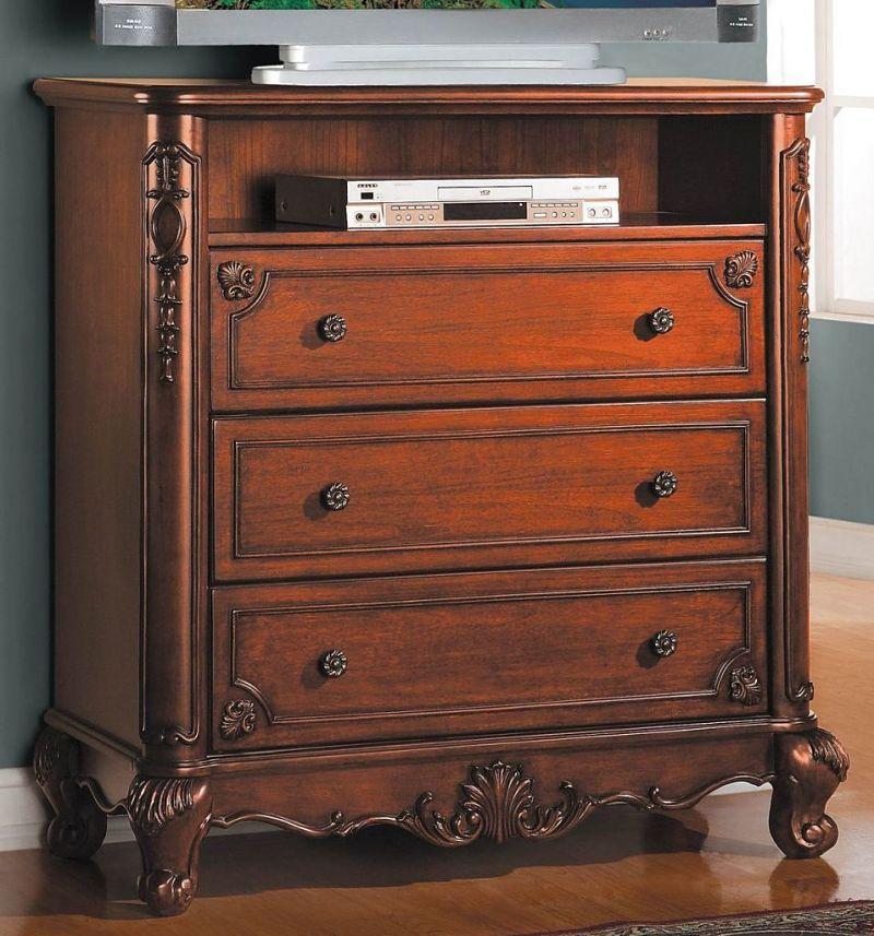 Dallas Designer Furniture Madaleine Bedroom Set