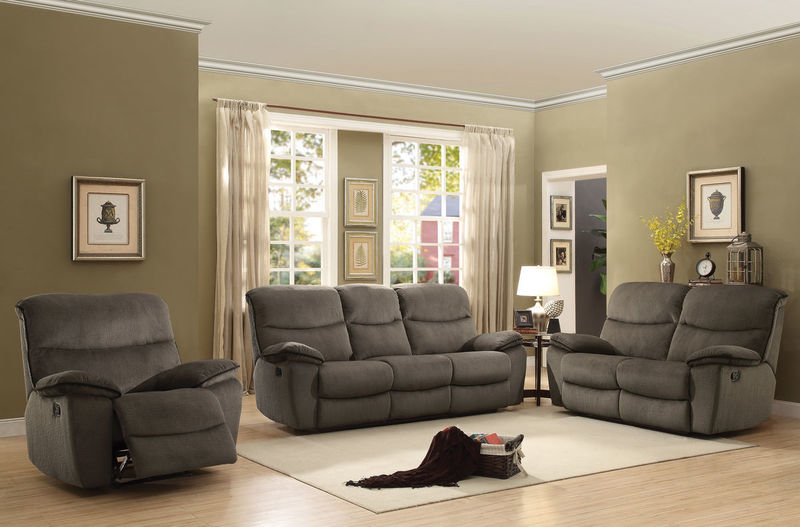 Palila Reclining Living Room Set
