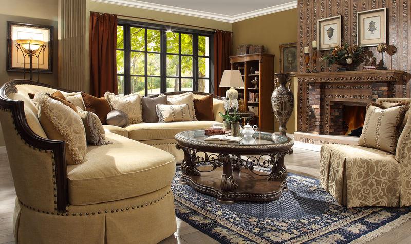 Stoneleigh Formal Living Room Set