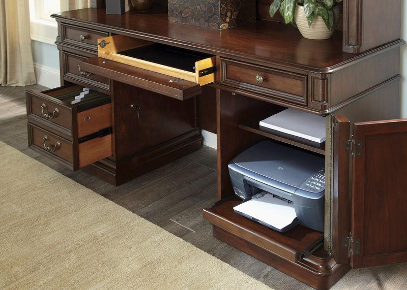 Dallas Designer Furniture Brayton Manor Computer Desk Set