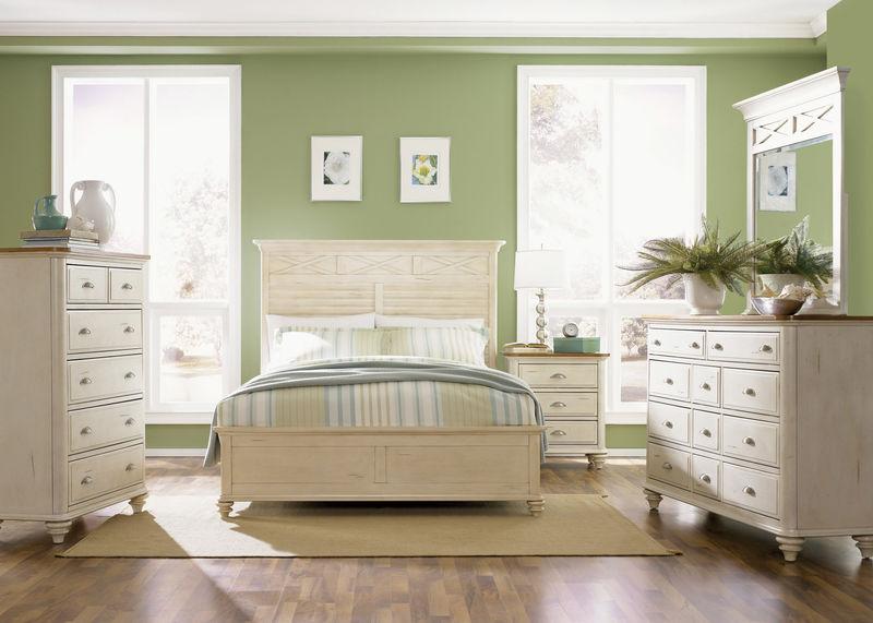 Ocean Isle Bedroom Set