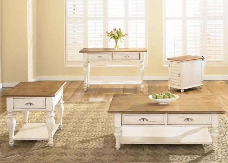 Ocean Isle Coffee Table Set