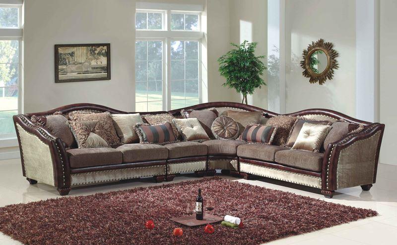 Park Ridge Formal Sectional Sofa