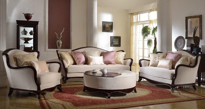 Natalia Formal Living Room Set