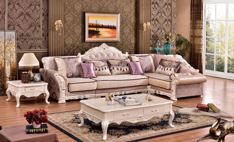 Arturo Sectional Sofa Set
