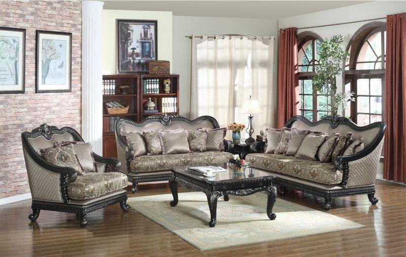 Florence Living Room Set