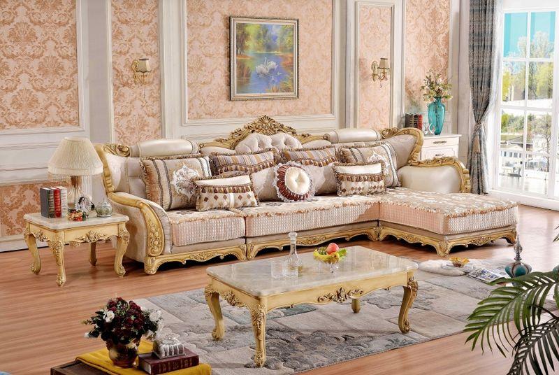 Lorenzo Sectional Sofa Set