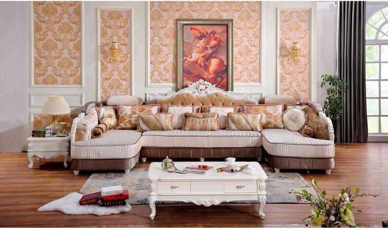 Zarah Sectional Sofa Set