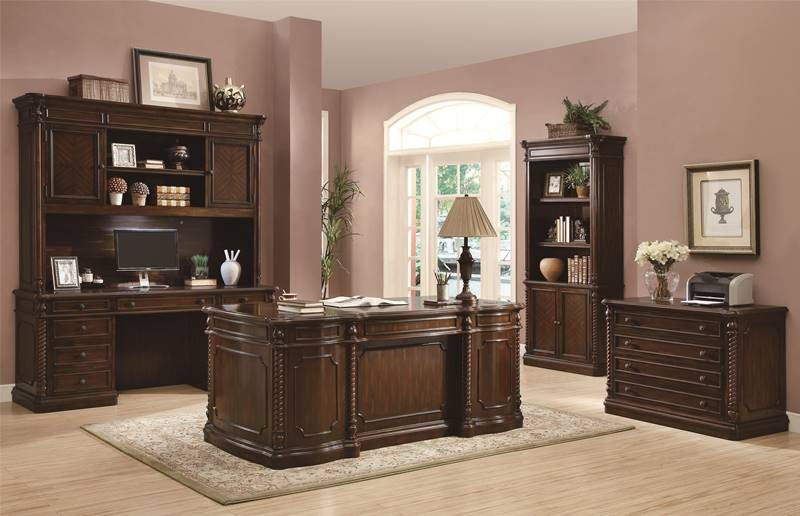 Executive Desk Sets for Home Offices