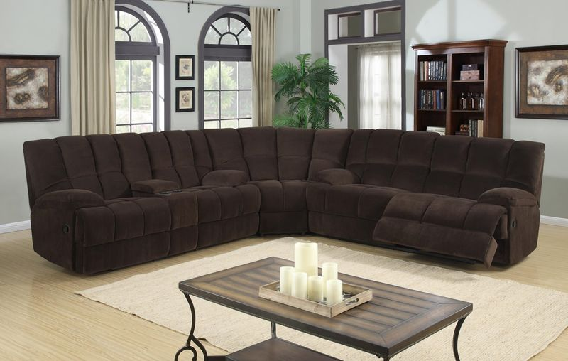 Dona Reclining Sectional