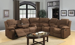 Justin Reclining Sectional
