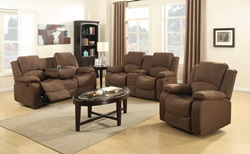 Justin Reclining Living Room Set