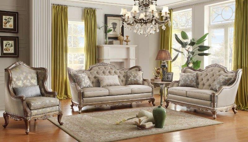 Florentina Formal Living Room Set
