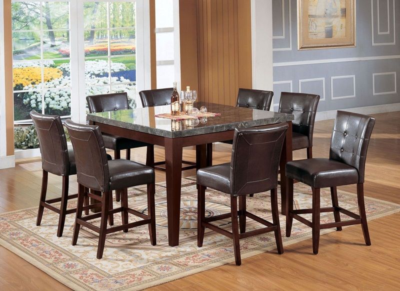 Danville Counter Height Dining Room Set