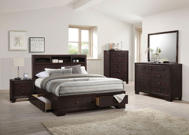 Madison II Bedroom Set