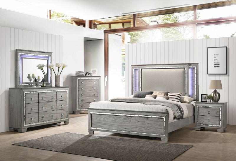 Antares Bedroom Set
