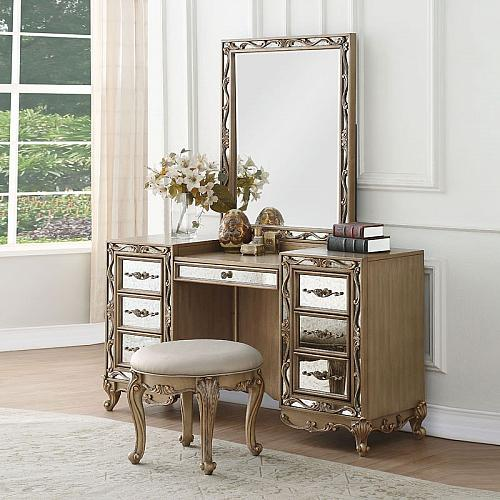 Orianne Vanity Desk Set