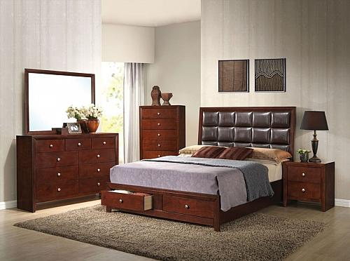 Ilana Bedroom Set