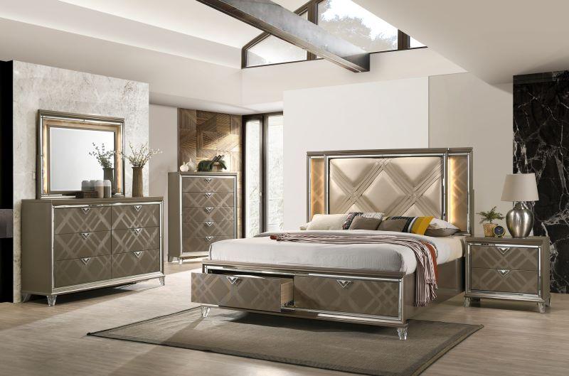 Skylar Bedroom Set