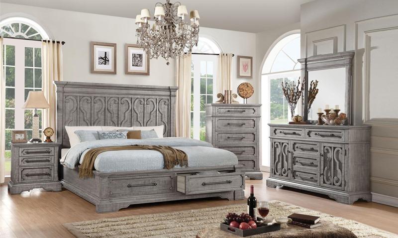 Artesia Bedroom Set