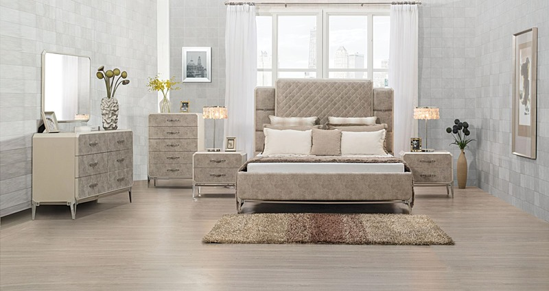 Kordal Bedroom Set