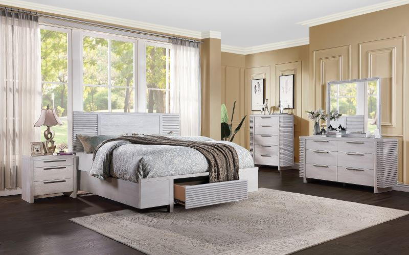 Aromas Bedroom Set with Storage