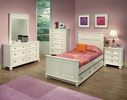 Athena Youth Bedroom Set