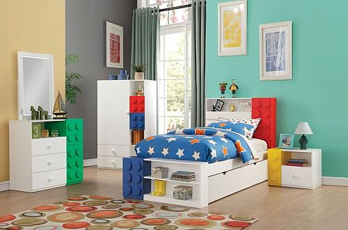 Playground Youth Bedroom Set