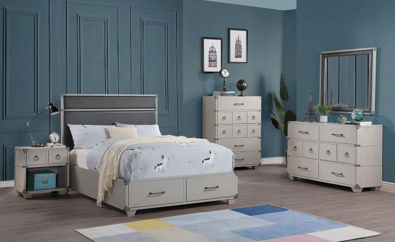 Orchest Youth Bedroom Set with Storage